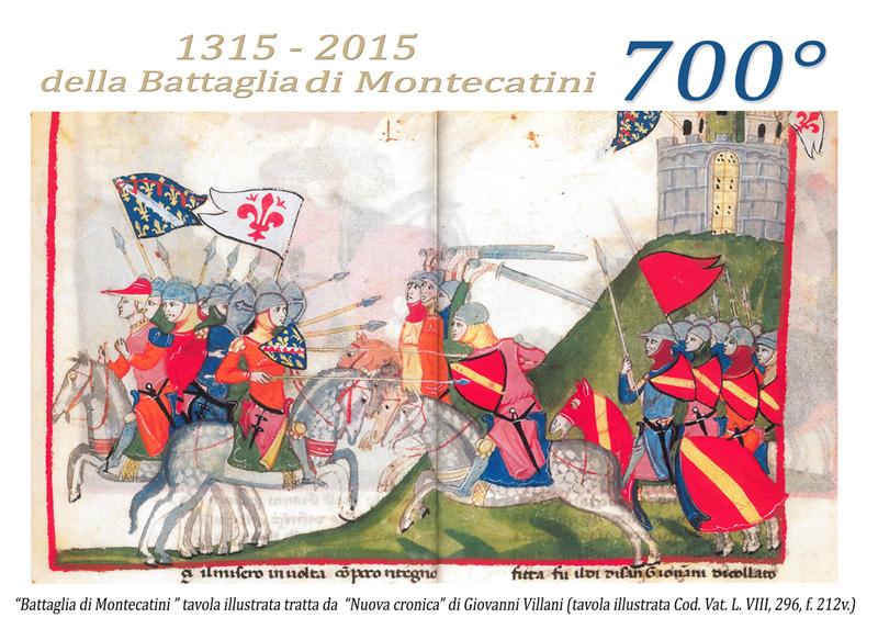 La battaglia di Montecatini