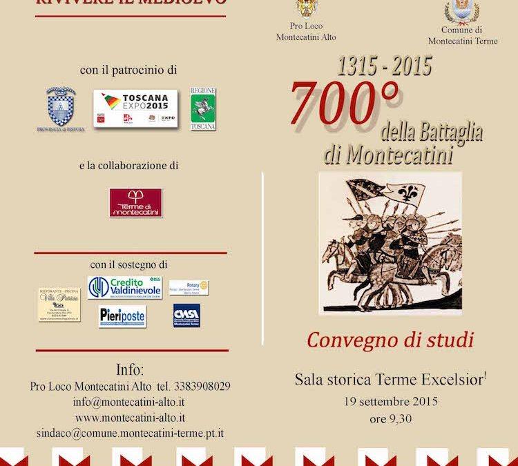 Convegno di Studi Montecatini Terme