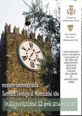 invito torre orologio