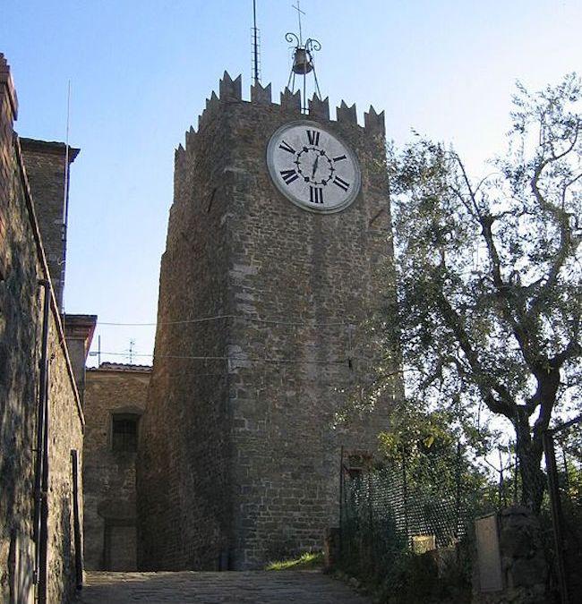 Recupero funzionale della Torre dell'Orologio
