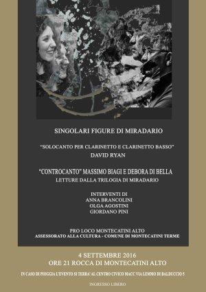 Evento speciale: letture dalla trilogia di Miradario