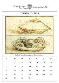 1 - GENNAIO 2019