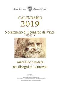 COPERTINA CALENDARIO 2019