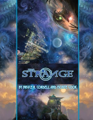 The Strange Corebook