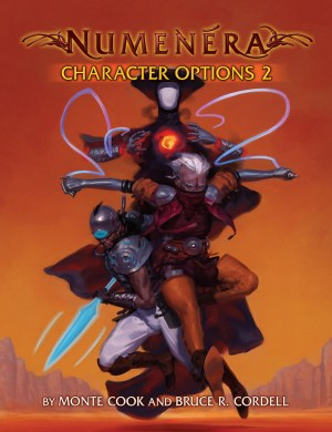 Numenera: Character Options 2 -  Monte Cook Games