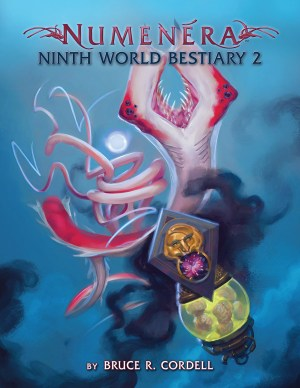 Numenera: Ninth World Bestiary 2 -  Monte Cook Games