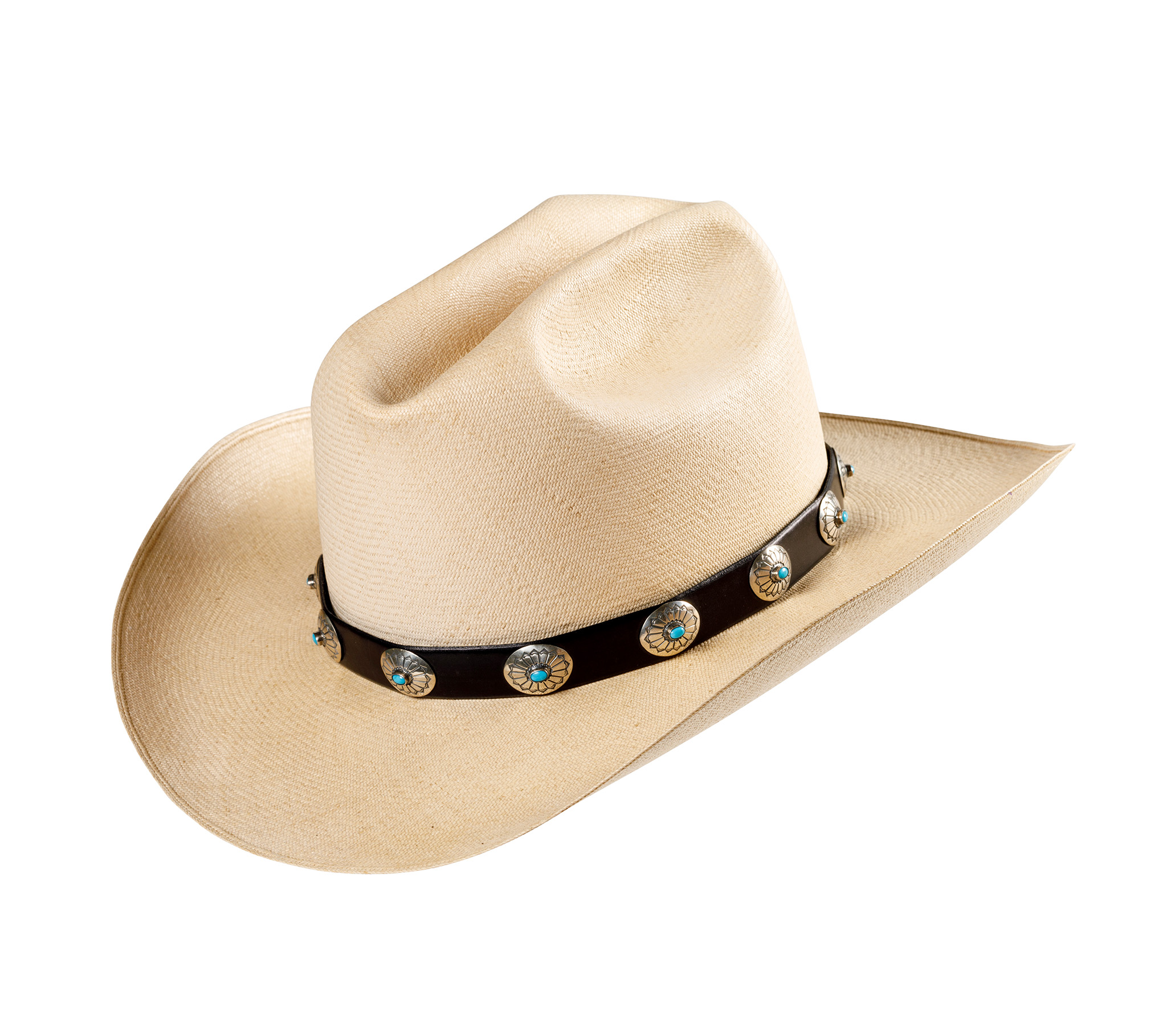 Low Cattleman Panama Hat