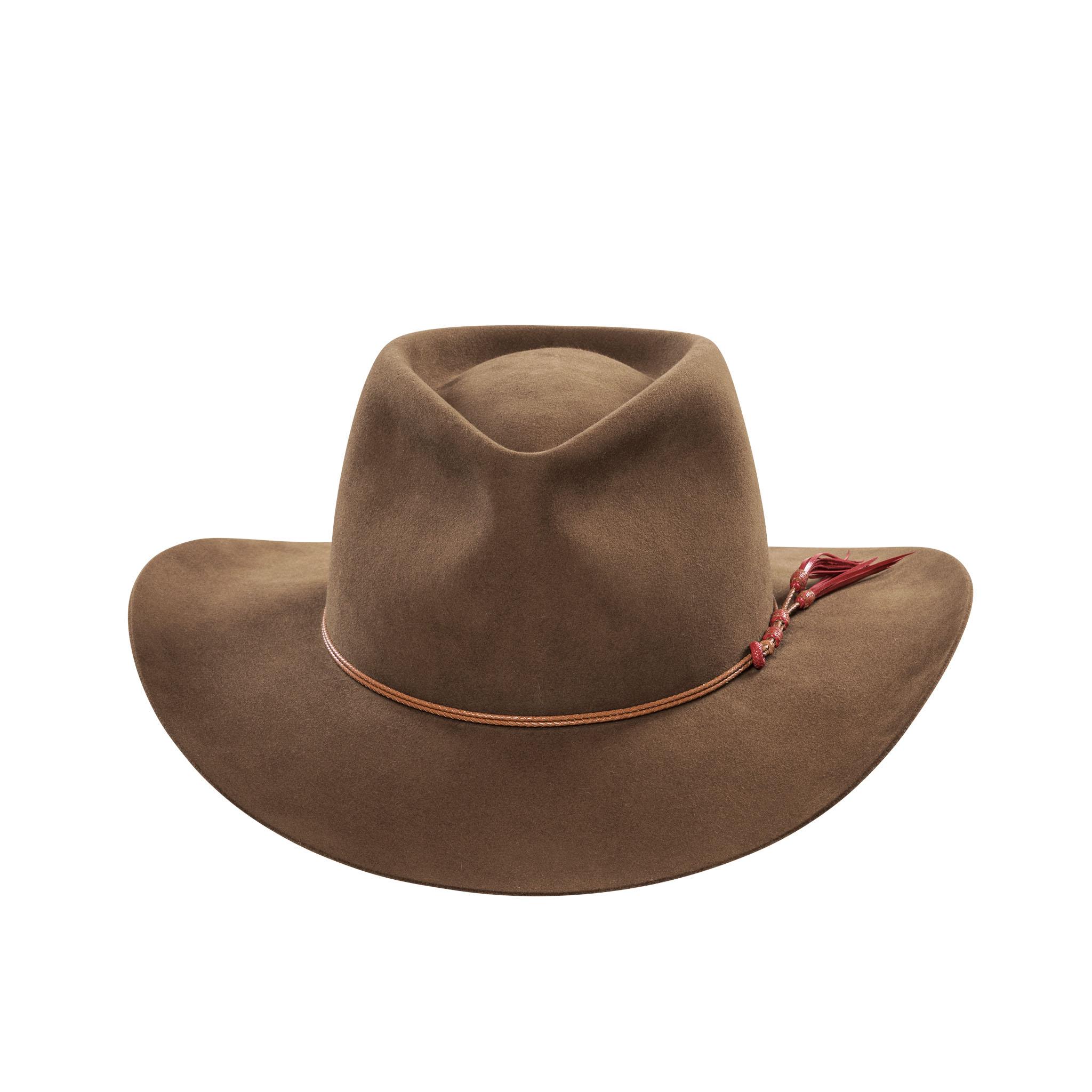 Outback Fur Felt Hat
