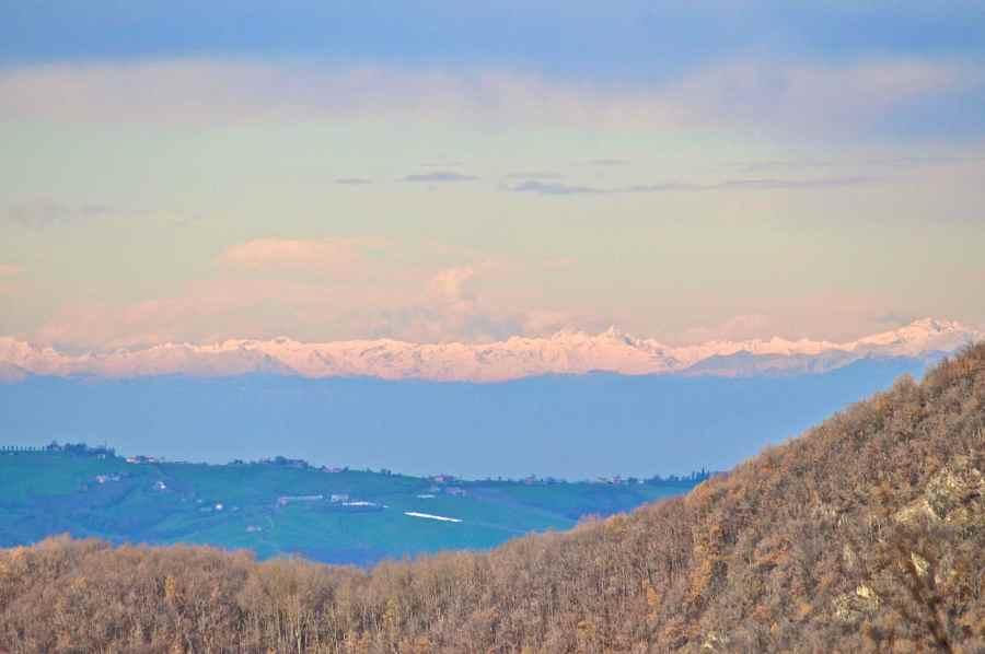 A 200 km. le Pre Alpi di Verona viste da Montefenaro - di Claudio Leoni