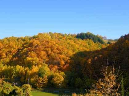 L'autunno del Monte Spe