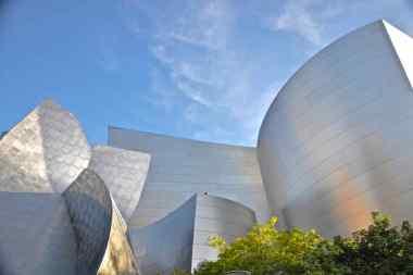 Walt Disney Concert Hall - Los Angeles - California - di Claudio Leoni