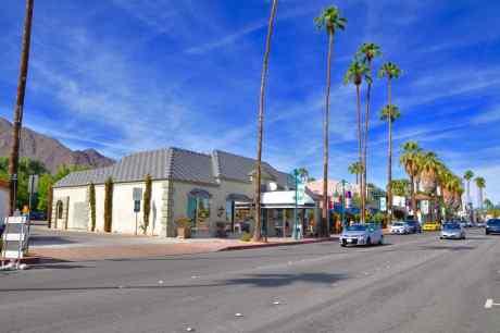 Palm Springs, California - di Claudio Leonii