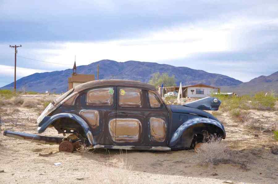 Interstate 10 - Arizona - di Claudio Leoni
