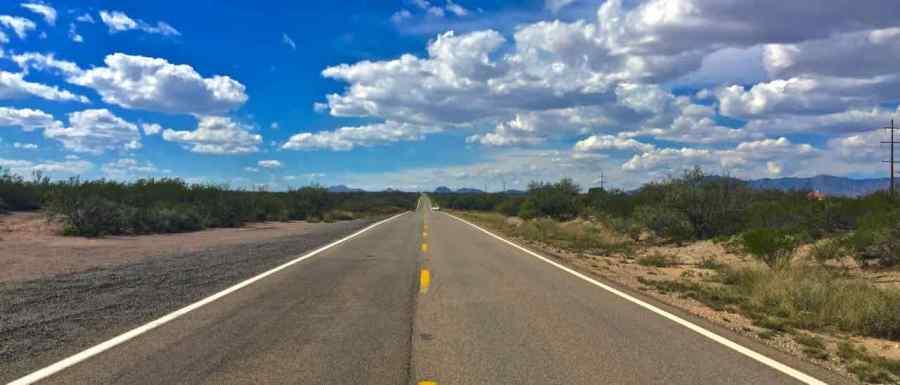 Route 64 - Arizona - di Claudio Leoni