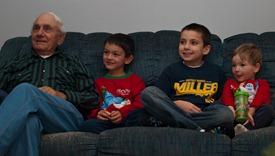 Great grand kids - 12.25.2009 - 13.34.55