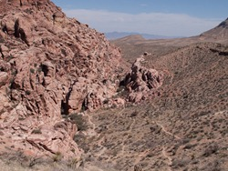Red Rock Canyon Loop 1 - 05.03.2012 - 17.49.50