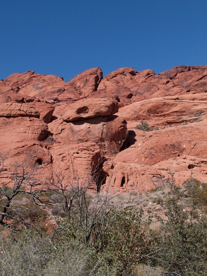 Red Rock Canyon Loop 1 - 05.03.2012 - 18.09.04