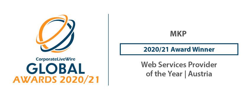 MKP Webbetreuung - Award 2021