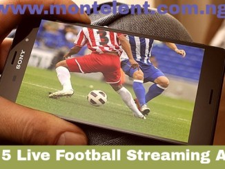 Live Football Streaming Apps