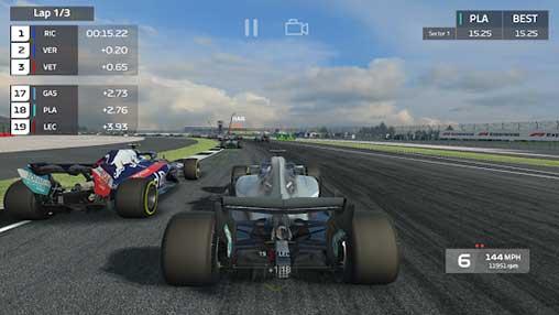 F1 Mobile Racing 2019