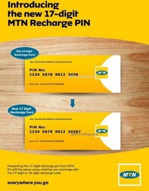 MTN-17-Digit-PIN