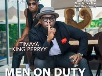 Timaya and King Perryy Cover Vibe.ng Magazine
