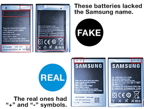 Easy Methods to Identify Fake Samsung, Infinix, Tecno and