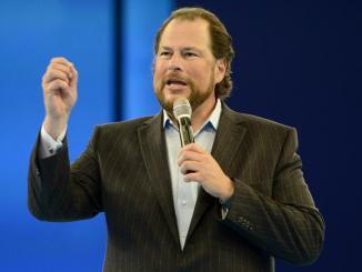 Salesforce Billionaire Marc Benioff