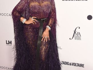 Nicki Minaj, Priyanka Chopra, Gigi Hadid, Paris Jackson, Winnie Harlow attend Daily Front Row's Fashion Awards
