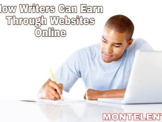 How Writers Can Earn Through Websites Online
