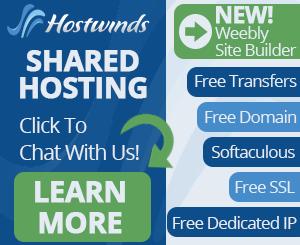 Hostwinds Web Hosting