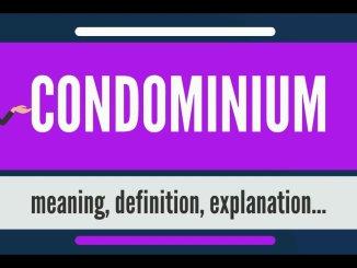 Condominium Meaning