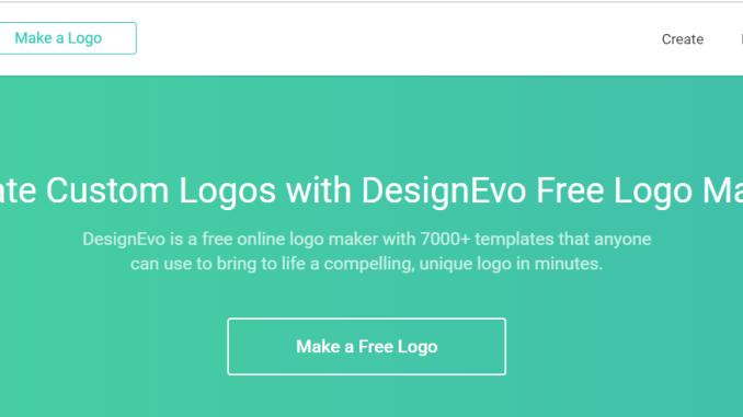DesignEvo: Best Online Logo Design
