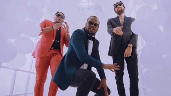 Rudeboy - Double Double (feat. Olamide & Phyno)