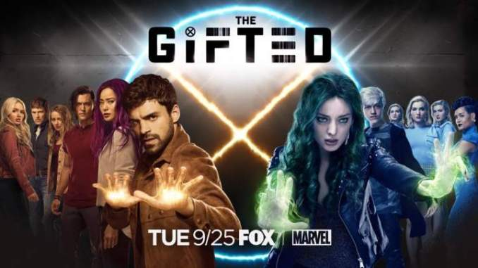 The Gifted (TV Series 2017)