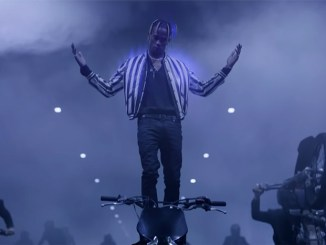 Travis Scott - Cant Say (feat. Don Toliver)