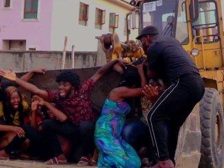 Xploit Comedy - Nigerian vs. Foreign Police Crime Scene