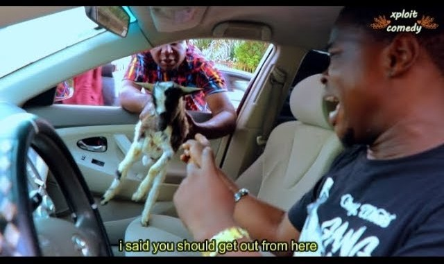 Xploit Comedy - The Adventures of Lagos Traffic