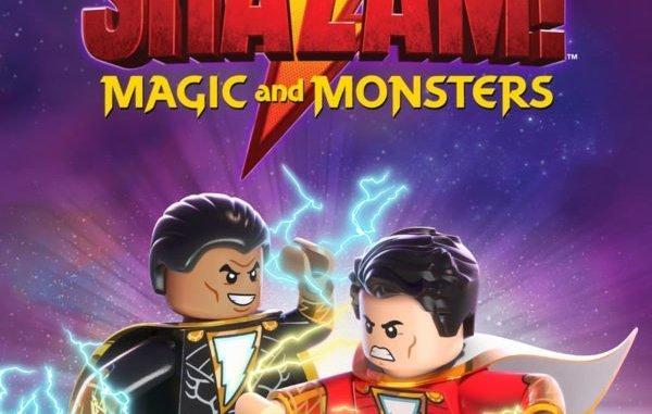 Download LEGO DC: Shazam - Magic & Monsters (2020)