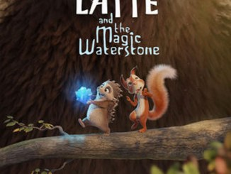 Download Latte & the Magic Waterstone (2019)