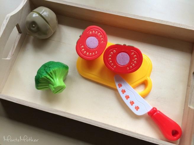 Montessori krajaci set