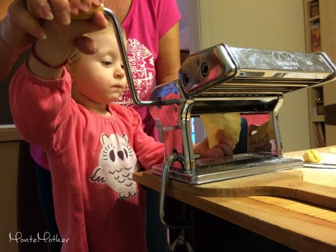 Montessori v kuchyni - valkanie