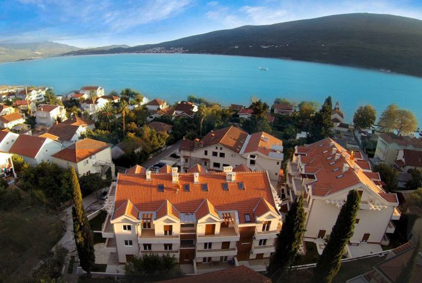 Apartments for sale in residential complex, Djenovici, Herceg Novi-Montenegro Properties