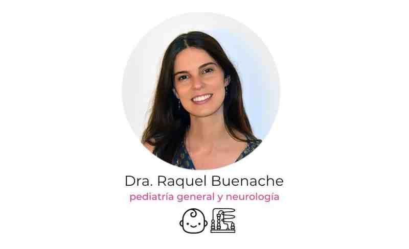 Dra. Raquel Buenache, Neurólogo pediátrico