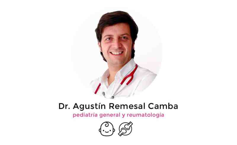 Dr. Agustín Remesal Camba - reumatología pediátrica