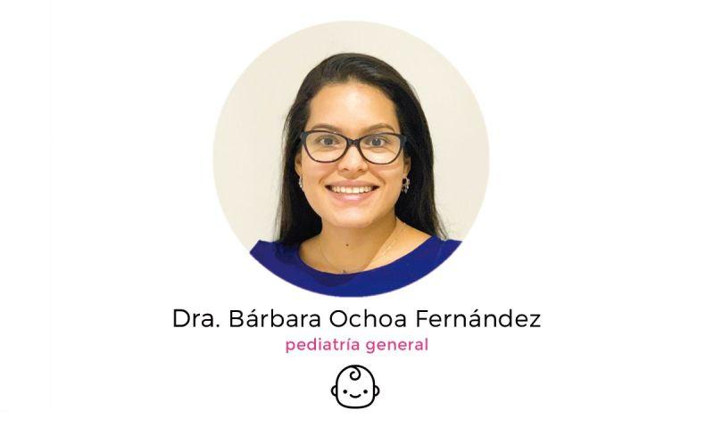 Bárbara Ochoa Fernández pediatra en MontePediatras