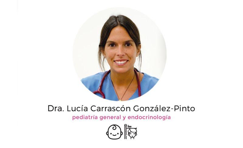 Lucía Carrascón Pediatra y Endocrino en MontePediatras
