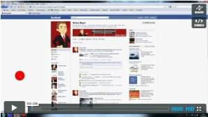 Vidéo facebook entreprise
