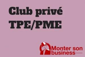 club privé tpe/pme