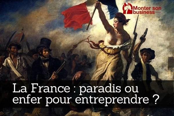 entreprise en France